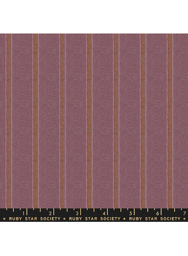 Ruby Star Society Warp Weft Wovens by Alexia Abegg for Ruby Star Society: Lilac