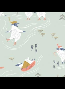 Dear Stella Sheepish by Rae Ritchie for Dear Stella Snow Day Misty