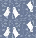Dear Stella Sheepish by Rae Ritchie for Dear Stella Knitters Bluestone