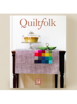 Quiltfolk Magazine Issue 14 South Carolina