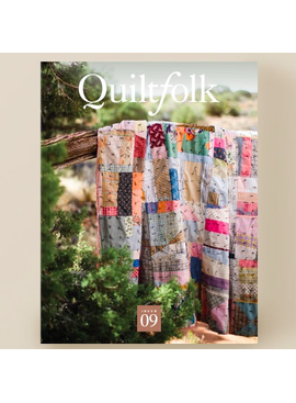 Quiltfolk Magazine Issue 9 Utah