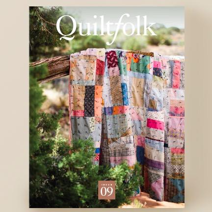 Quiltfolk Magazine Issue 9 Utah