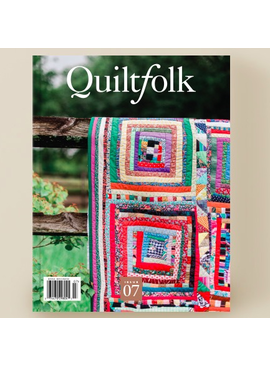Quiltfolk Magazine Issue 7 Louisiana