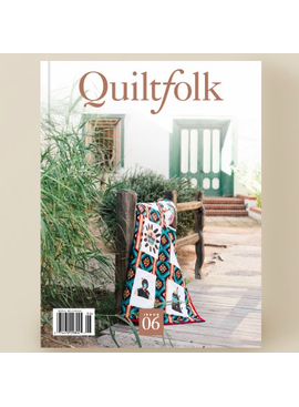 Quiltfolk Magazine Issue 6 Arizona