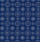 Robert Kaufman Sevenberry: Bandana Blue