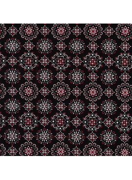 Robert Kaufman Sevenberry: Bandana Black