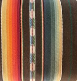 Diamond Textiles World Fabrics Sarape Woven Heavyweight Brown