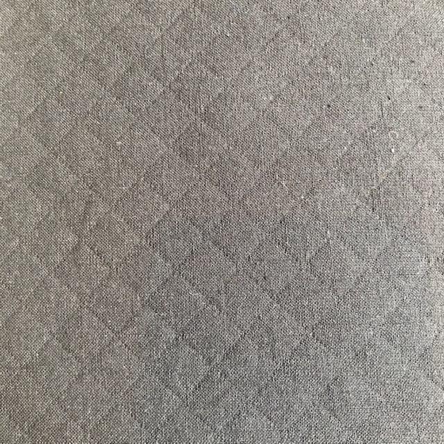 Diamond Textiles Sandcastle Quilted Woven Black