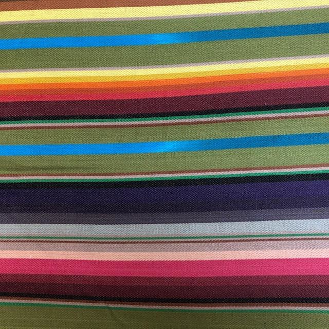 Diamond Textiles World Fabrics Sarape Woven Medium Weight Greens