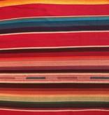 Diamond Textiles World Fabrics Sarape Woven Medium Weight Red