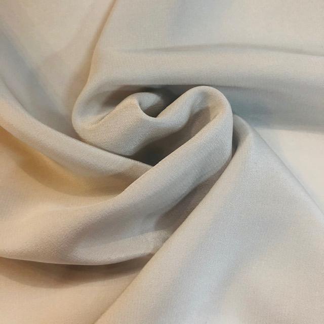 S. Rimmon & Co. Silk Crepe Silver