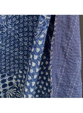 Windham Fabrics Kantha by Whistler Studios Indigo