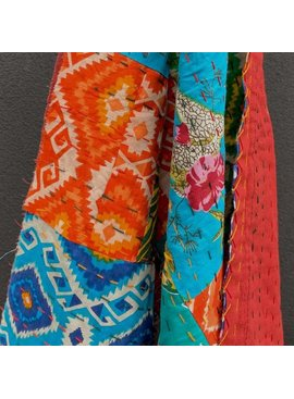 Windham Fabrics Kantha by Whistler Studios Patchwork