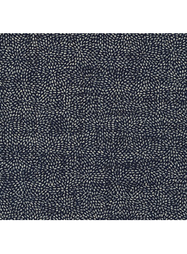 Robert Kaufman Sevenberry: Nara Homespun Indigo