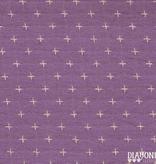 Diamond Textiles Manchester Duchess Lilac Pluses