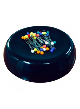 Blue Feather Products Grabbit Magnetic Pin Cushion Black