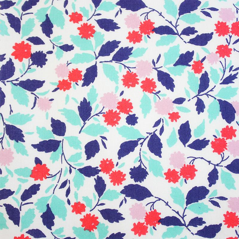 Liberty Art Fabrics Liberty Tana Lawn: Andrea B