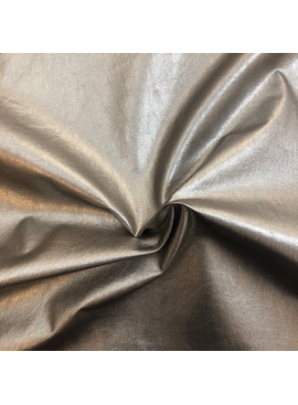 S. Rimmon & Co. Silver Pleather