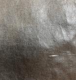 S. Rimmon & Co. Silver Pleather