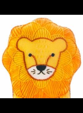 Kiriki Press Kiriki Press Embroidered Doll Kit Lion