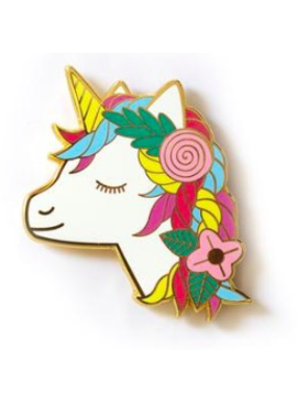 Kiriki Press Kiriki Press Magnetic Needle Minder Unicorn
