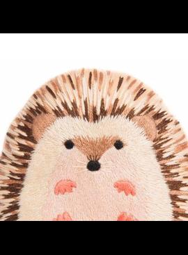 Kiriki Press Kiriki Press Embroidered Doll Kit Hedgehog