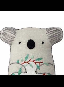 Kiriki Press Kiriki Press Embroidered Doll Kit Koala