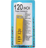 "Collins Big Yellow 120"" Tape Measure"