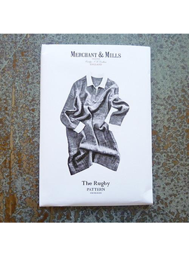 Merchant & Mills Merchant & Mills Rugby Dress Pattern