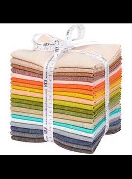 Robert Kaufman Adventure Coordinates Assorted Yarn Dyes