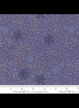 Moda Chill Snowflakes Sapphire