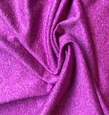 Pinecrest Fabrics Heathered Magenta Activewear Strata Space Dye Spandex