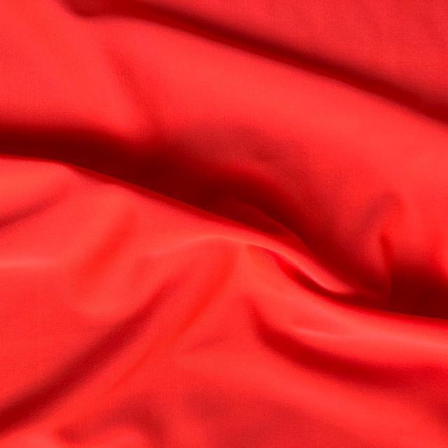 Fabric Mart Red Pepper Solid Swimwear