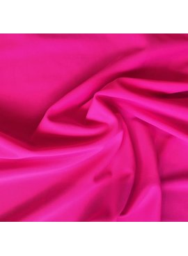 Fabric Mart Hot Pink Solid Swimwear