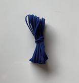 "EE Schenck 1/6"" Banded Stretch Elastic Dark Blue (5yd Bundle)"