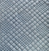 Elliot Berman Light Blue Quilted Knit