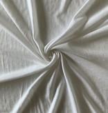 Stylecrest Fabrics Angora White Viscose Knit