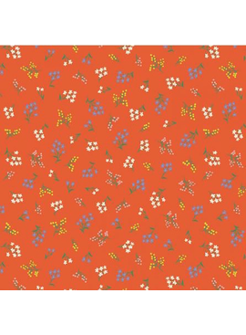 Rifle Paper Co Strawberry Fields by Rifle Paper Co. Petites Fleurs Rifle Red