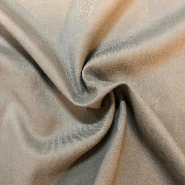 Stylecrest Fabrics Olive Wool / Cotton Blend Shirting
