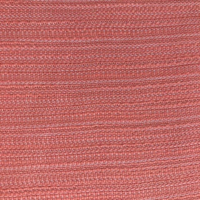 S. Rimmon & Co. Linen / Poly Textured Woven Salmon