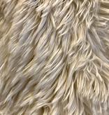 S. Rimmon & Co. Italian Faux Fur Cream