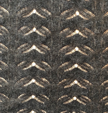 Michael Levine Heathered Black Summer Sweater Knit