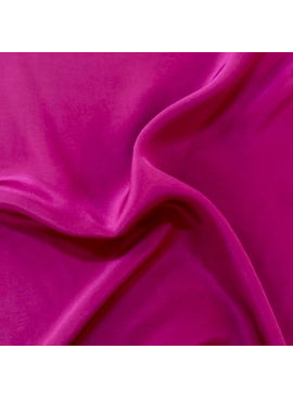 S. Rimmon & Co. Magenta Silk