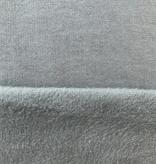 Birch Fabrics Organic Cotton Solid Fleece Gray