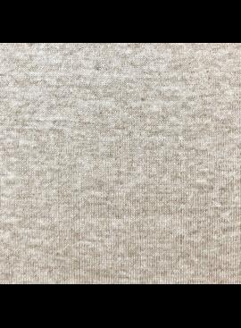 S. Rimmon & Co. Soft Rib Knit Natural