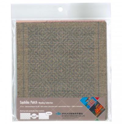 Olympus Sashiko Patch Mending Kit Sand