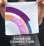"Modern Domestic ""Rainbow Connection"" 2020 Quilter's Trek Kit Modern Domestic NE Alberta St"