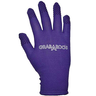 Grabaroos Medium Quilt Gloves Size 8