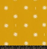 Ruby Star Society Golden Hour by Alexia Abegg for Ruby Star Sunrise Goldenrod