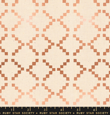 Ruby Star Society Golden Hour by Alexia Abegg for Ruby Star Tile Copper Metallic
